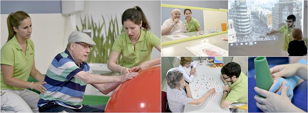 Terapias Centro de Día Manava